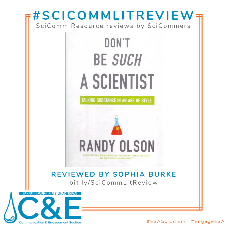 #scicommlitreview scicomm resource reviews by scicommers