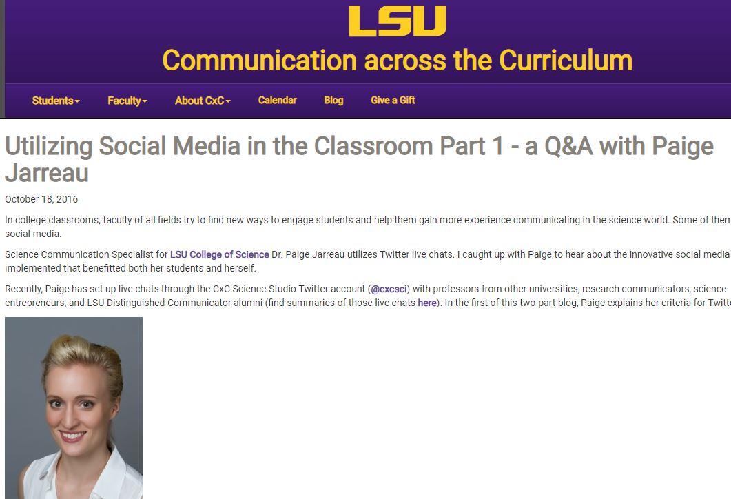 Screenshot of website; follow links for full text