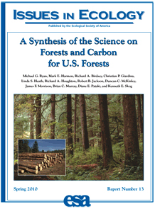 Issues in Ecology - Issue 13