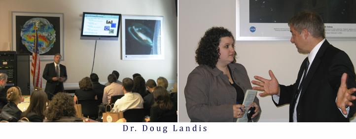 Dr. Doug Landis