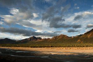Teklanika Hills, Denali National Park & Preserve
