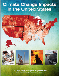 Scientific assessments like The National Climate Assessment report are essential tools for linking science and decision making. It is used by the U.S. Government, citizens, communities, and businesses as they create more sustainable and environmentally sound plans for the future. Credit/USGCRP