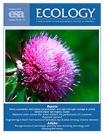 Ecology October 14