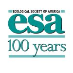 ESA 100 years logo