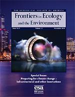 Frontiers October 2015