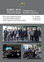 Pdf cover for Delegations and business missions. Click to view.