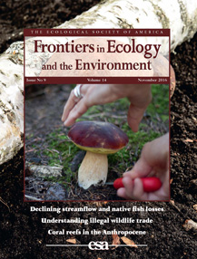 HELP! I have to write a paper on ecology?