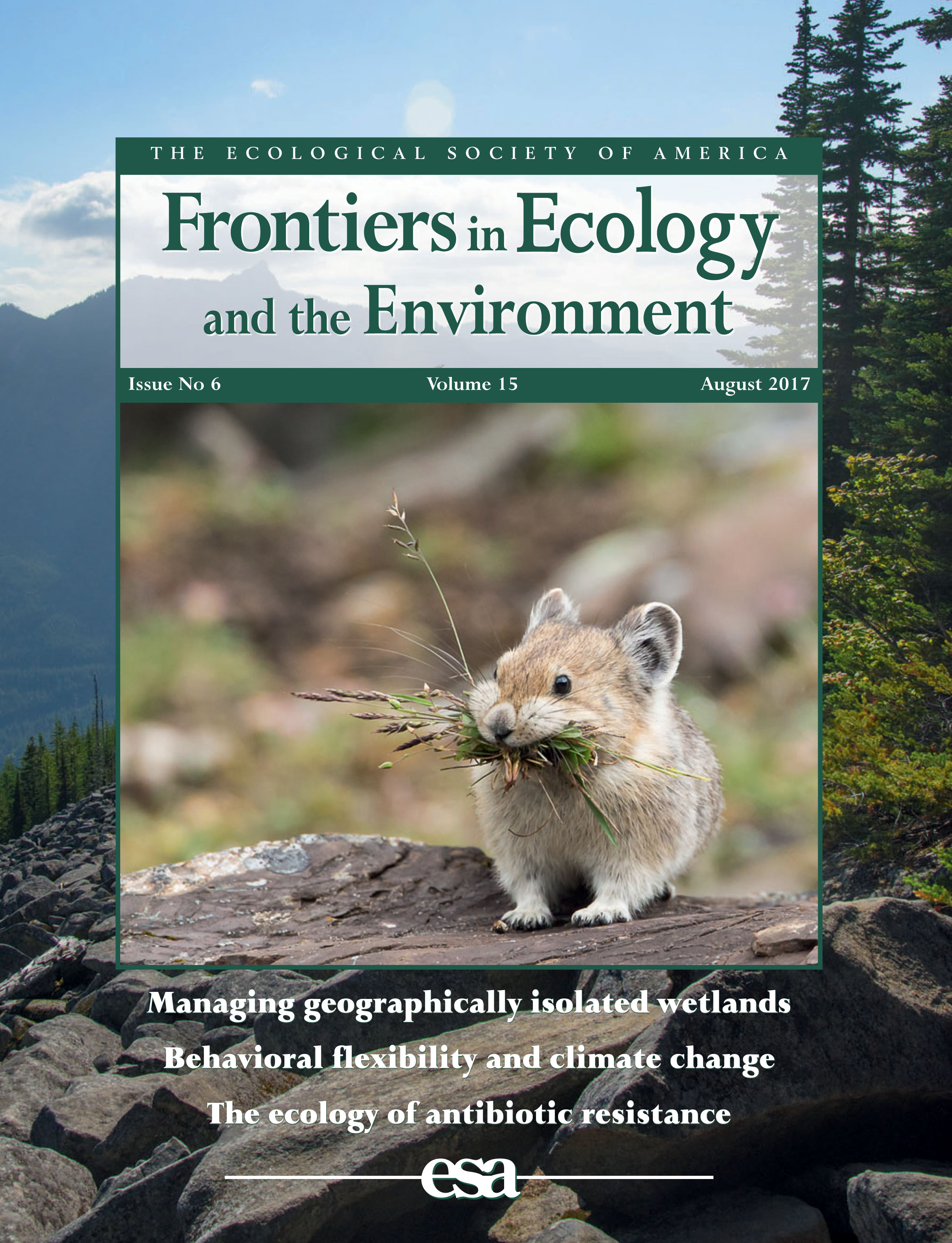 climate change | Ecological Society of America