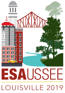 Logo for the 2019 ESA Annual Meeting