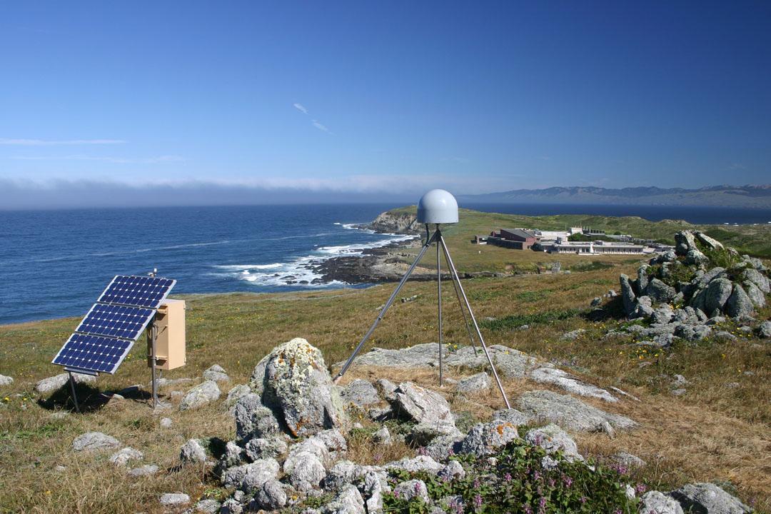 Bodega Marine Laboratory and Reserve. Credit, University of California Natural Reserve System