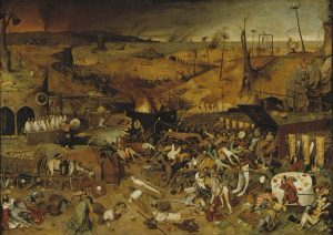 painting: The Triumph of Death