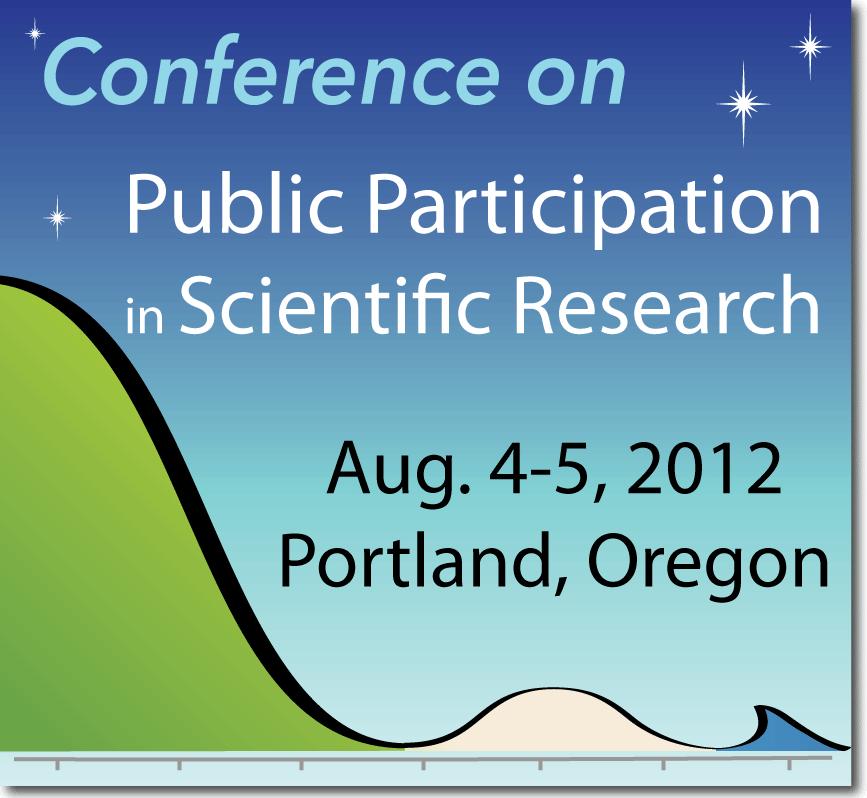 public participation in scientific research conference Aug 4-5 in Portland, Ore.