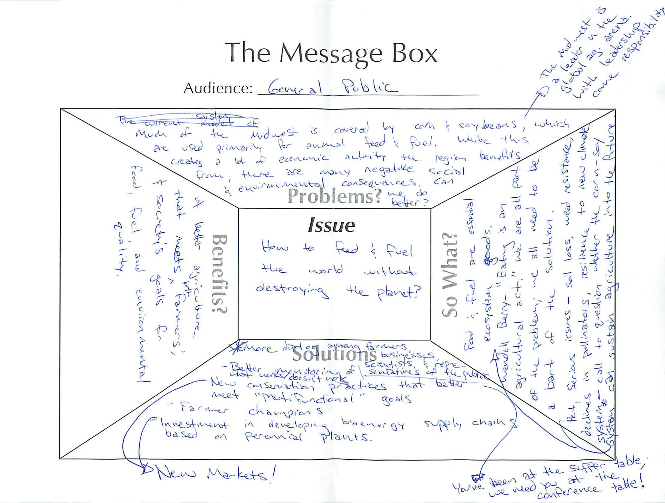 Lisa Schulte Moore's Leopold-style message box