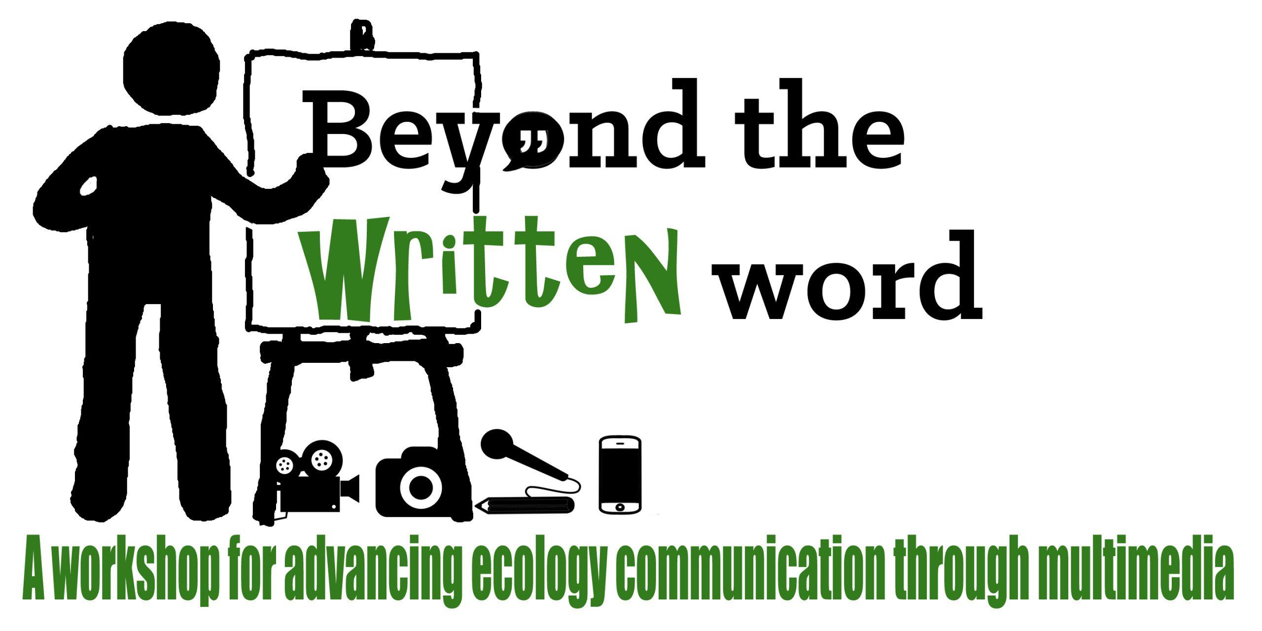 Beyond the Written Word: Advancing ecology communication through multimedia