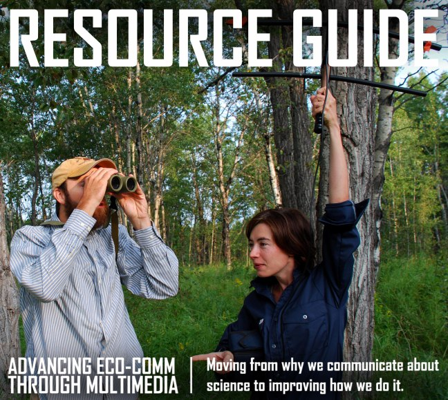 Resource guide: advancing eco-comm through multimedia