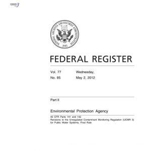 Federal Register Tracker