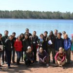 SEEDS field trip to Trout Lake LTER