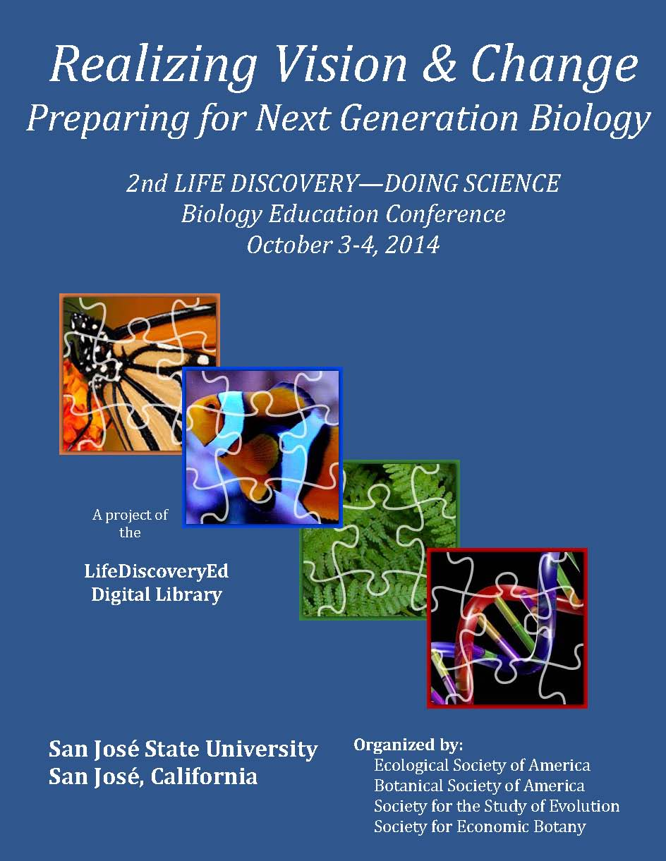 2015 LDC Conference Program Cover.