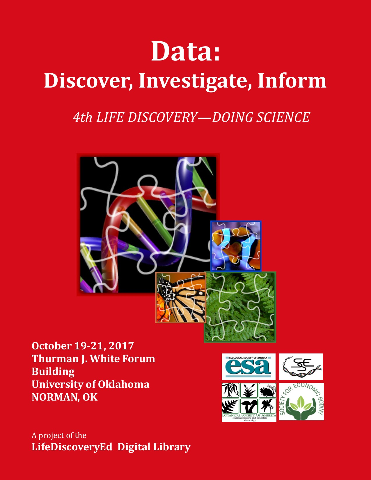 2017 LDC Conference Program Cover.