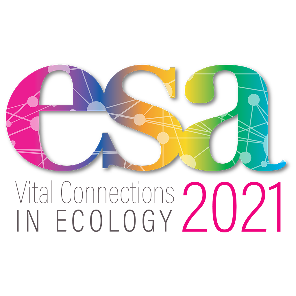 Official logo of the ESA 2021 Hybrid Annual Meeting
