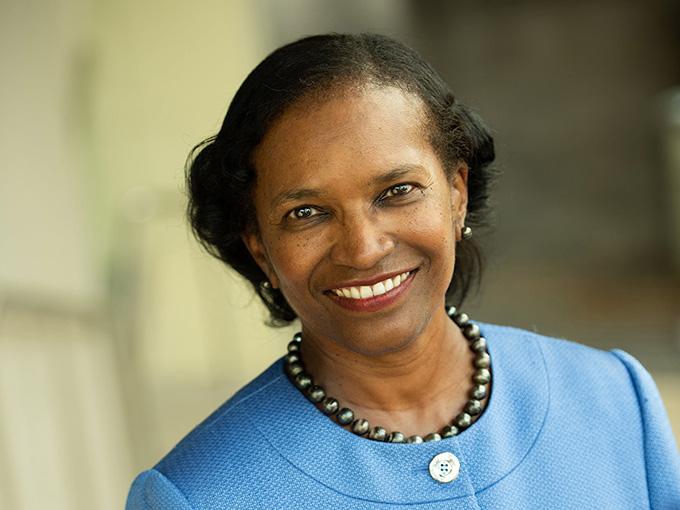 Portrait image of Brenda Mallory.