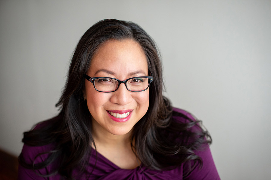 Profile picture of a smiling Dr. Danielle Ignace.