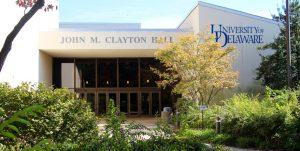 Clayton Hall building image.