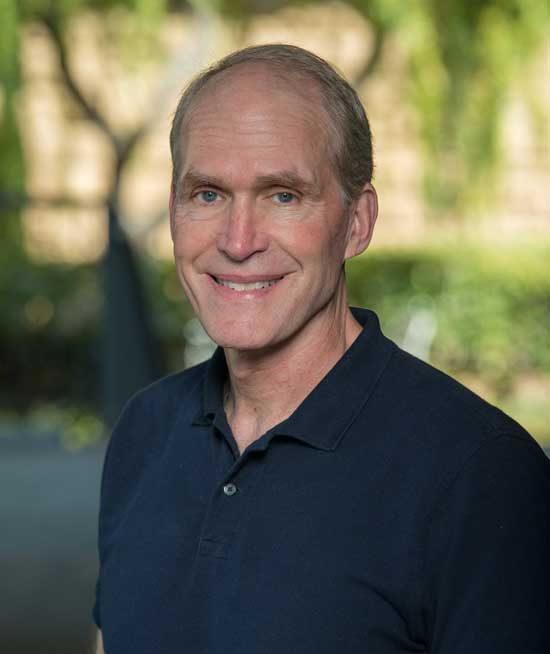 Portrait image of Rob Jackson