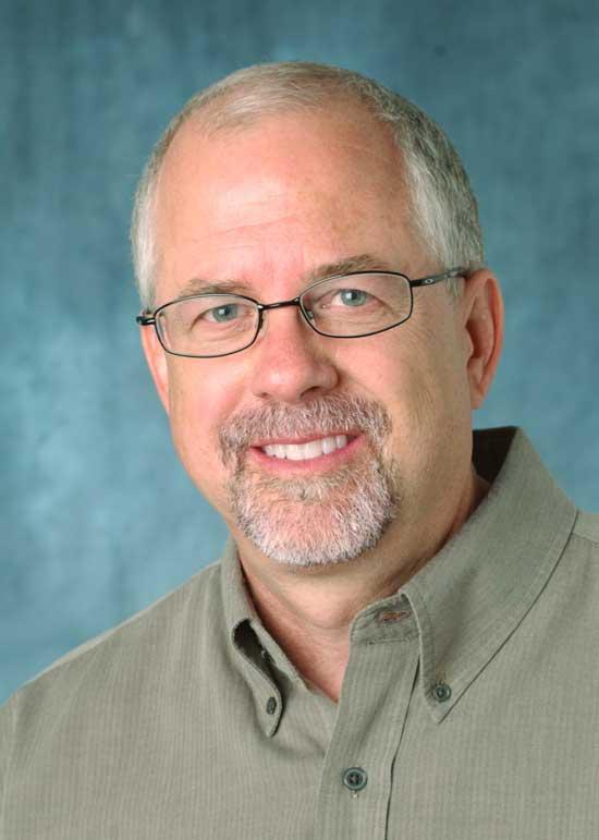 Portrait image of Russ Monson.