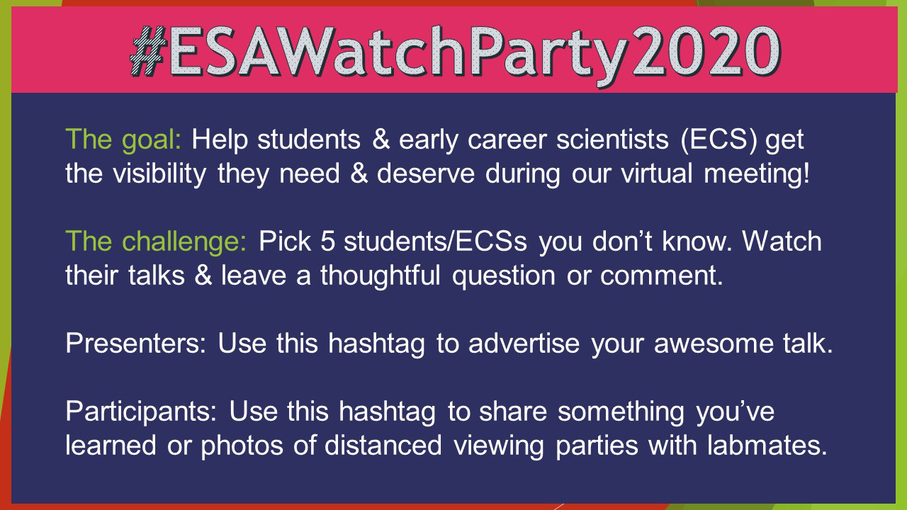 ESA watch party 2020