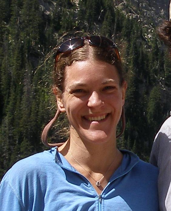 Portrait image of Emily Farrer