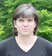 Portrait image of Rachel J. Collins