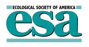 ESA logo hi res Trans 300x160 - Ecological Society of America announces 2018 Fellows