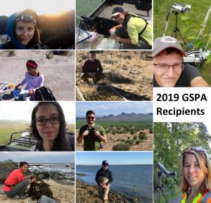 2019 GSPA recipients collage 300x288 - Get Involved & Take Action