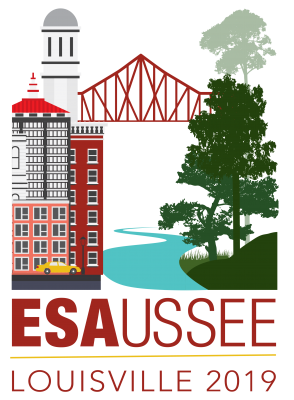 ESA Annual Meeting 2019 Logo.