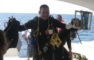 jb dive ready John Bruno e1554239471744 - Ecological Society of America announces 2019 Fellows