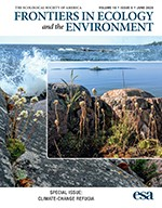 Frontiers in Ecology and the Environment