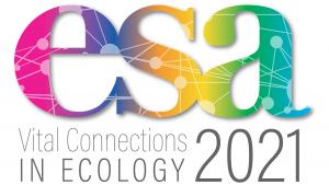 Thumbnail logo for the ESA 2021 Annual Meeting.