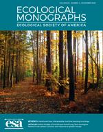 Ecological Monographs