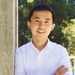 Professional photo of ecologist Kai Zhu from the University of California Santa Cruz, a 2021 Early Career Fellow of ESA